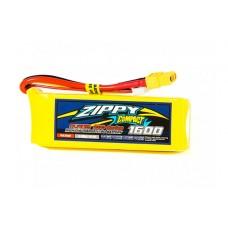 LiPol 1600mAh 3S 20-40C