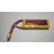 LiPol 2200mAh 3S 25C