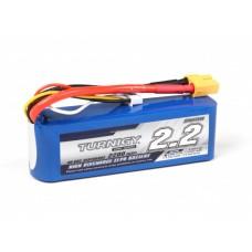LiPol 2200mAh 3S 40-50C