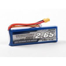 LiPol 2650mAh 3S 20-40C