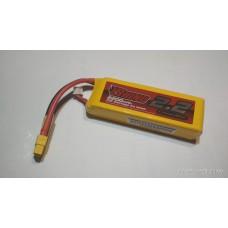LiPol 2200mAh 3S 50C
