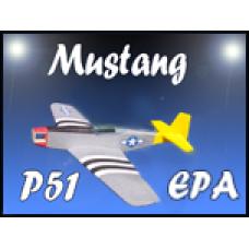 P51 D - Mustang EPA