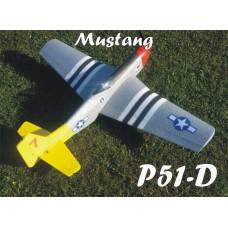 P51 D - Mustang